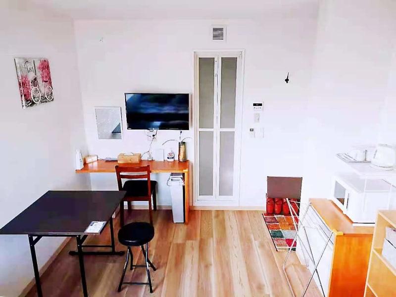 ゲストハウスqiao(チャオ) スペース301の室内の写真