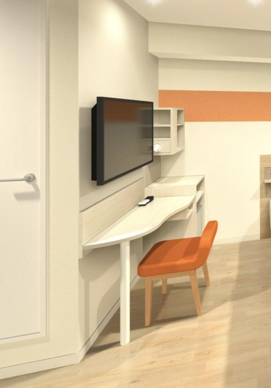 SARASA HOTEL 難波 wpなんばの室内の写真