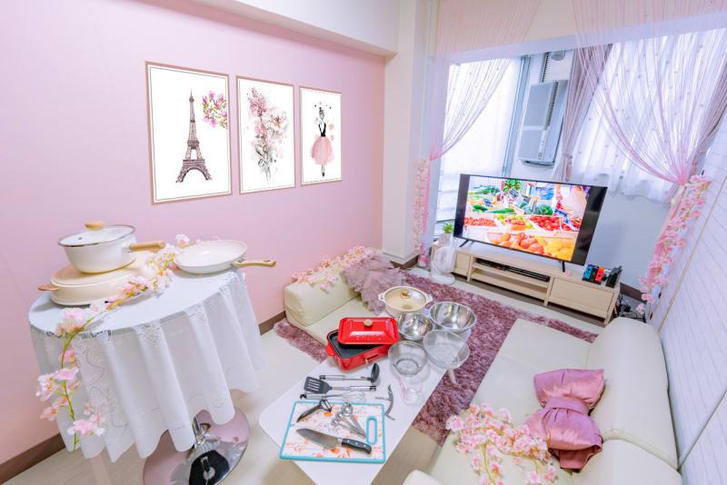 Vileka名古屋 💍大画面で女子会パーティー💍の室内の写真