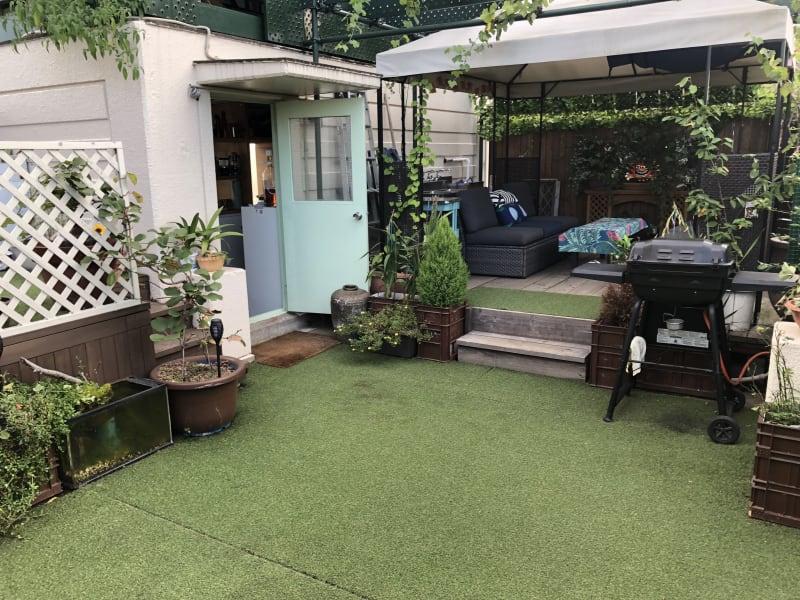 緑が多く落ち着くスペースです - 屋上スペース Ciel【シエル】 矢川駅1分屋上スペースの室内の写真