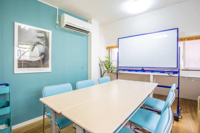 《VILLENT難波》 《VILLENT難波ブルー》の室内の写真