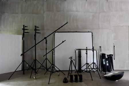 熊本市中心市街地から5分のレンタル撮影スタジオです - C STUDIO レンタルスタジオの室内の写真