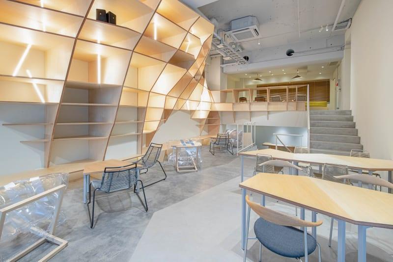 BIRTH LAB レンタルスペースの室内の写真