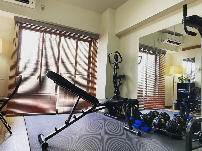 トレーニングスペース - 整体サロンRe・Set レンタルスペースの室内の写真