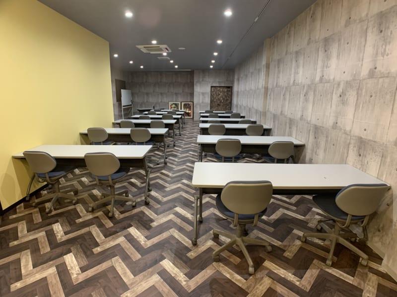 小松市レンタル会議室MHBD キッチンスペース有・駐車場有の室内の写真
