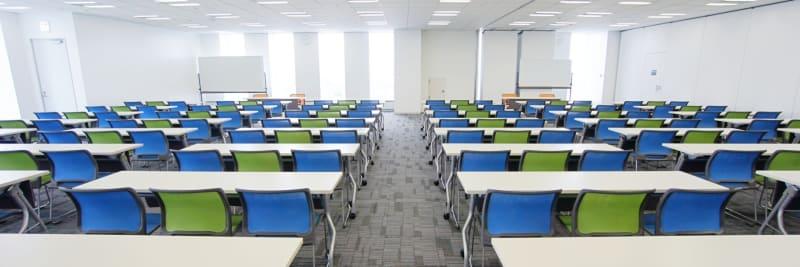 名古屋会議室 プライムセントラルタワー名古屋駅前店 【初回限定】第1+2会議室の室内の写真