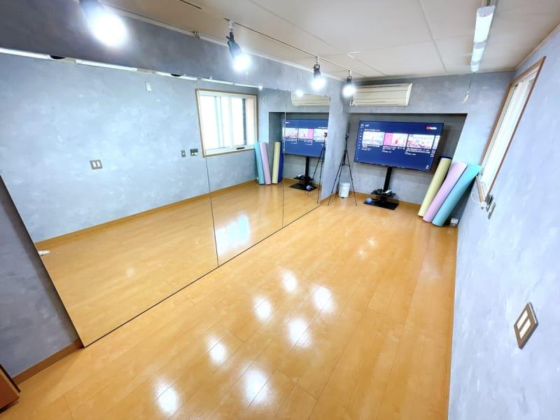 レンタルスタジオOLI 阿佐ヶ谷 [防音スタジオ]スタジオオリ3の室内の写真