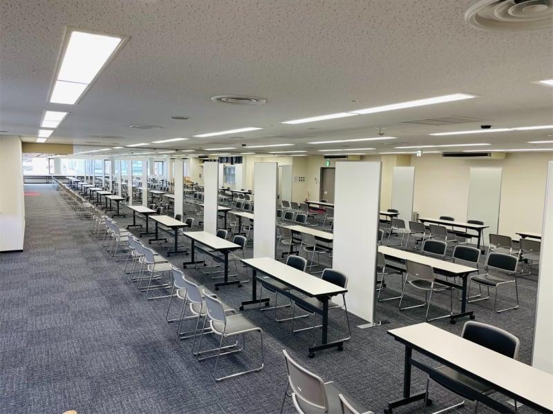 大阪会議室 難波御堂筋ホール ホール10(10階)の室内の写真