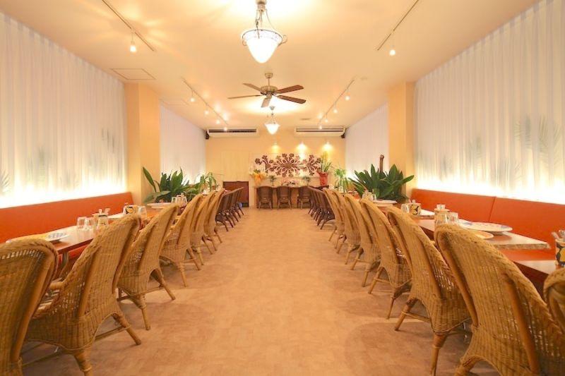 伏見パーティスペース カラパナ イベントスペース 1Fの室内の写真