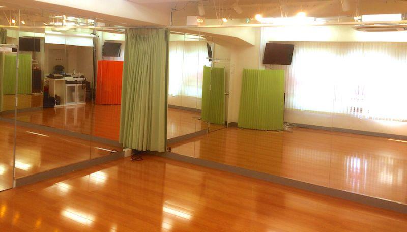 ワイルドセブン 西武新宿スタジオ 貸切スタジオの室内の写真