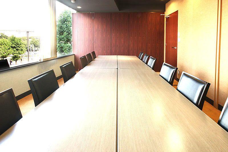 Natuluck四谷駅前 中会議室の室内の写真