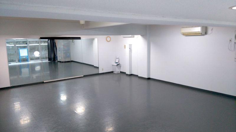 dancestudioR(武蔵小杉・新丸子) marucostudioRの室内の写真