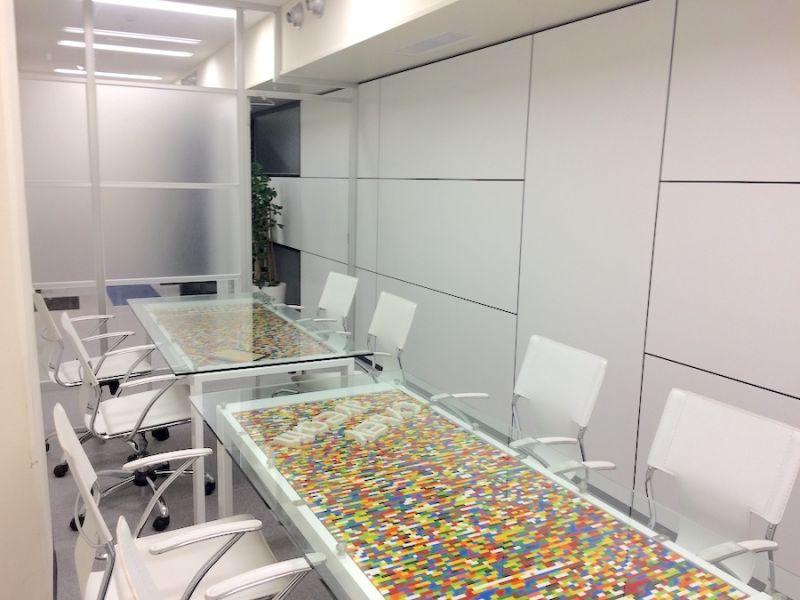 天満橋会議室「サイバードリーム」 貸し会議室の室内の写真