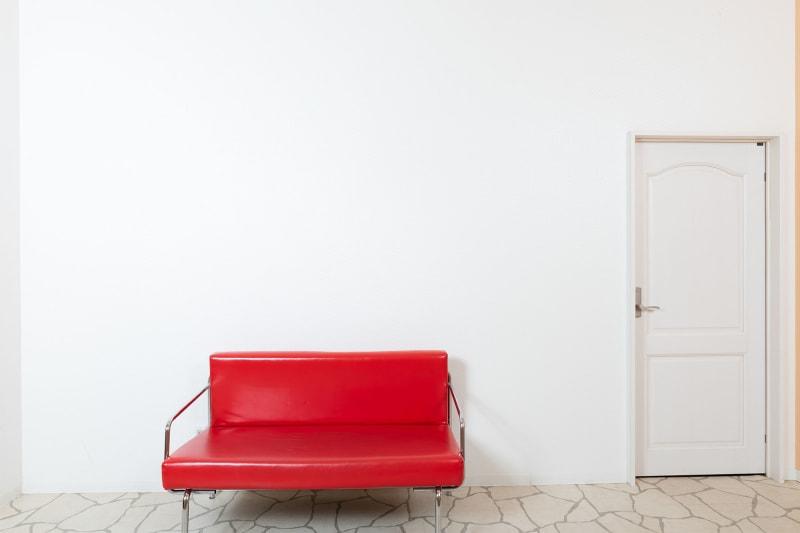 Aスタジオ 東面 - スタジオポプリ Aスタジオの室内の写真