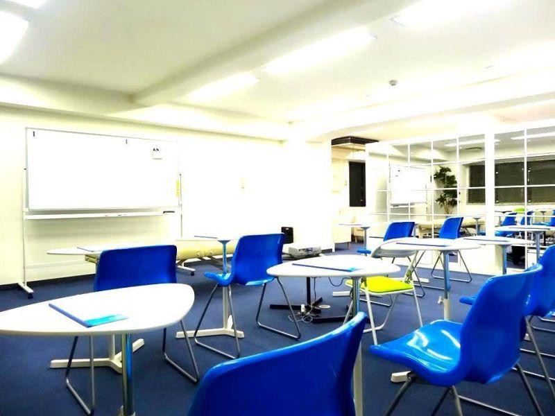 UP+CONDITION LAB 会議室・セミナースペースの室内の写真