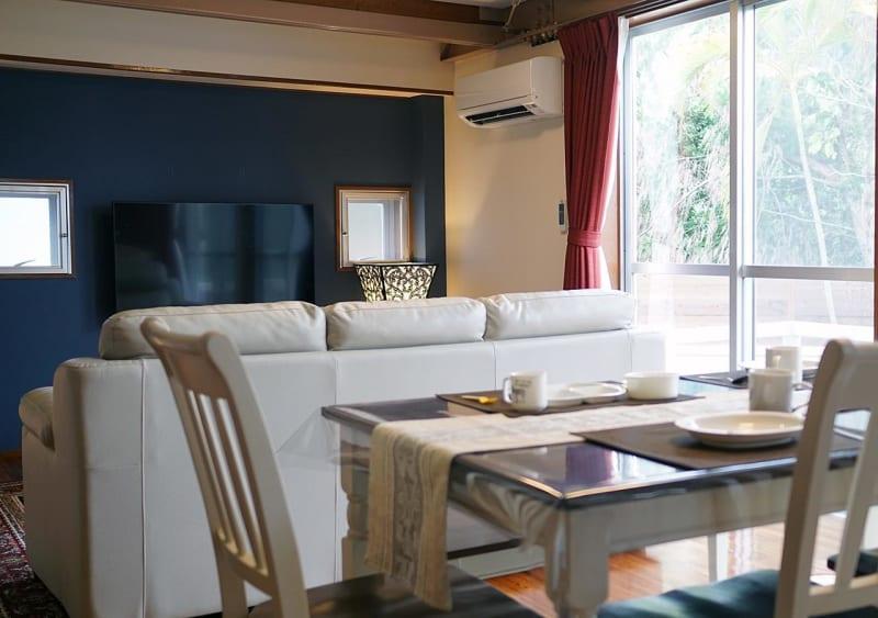 室内1 - ヴィラフロムオキナワ コテージタイプ の室内の写真
