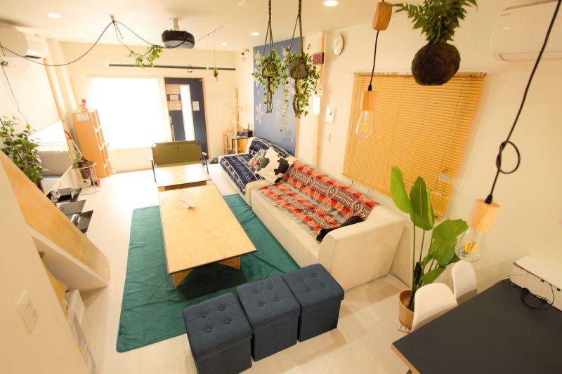 GREENROOM 江古田 一戸建てスペース ジャグジー付きの室内の写真