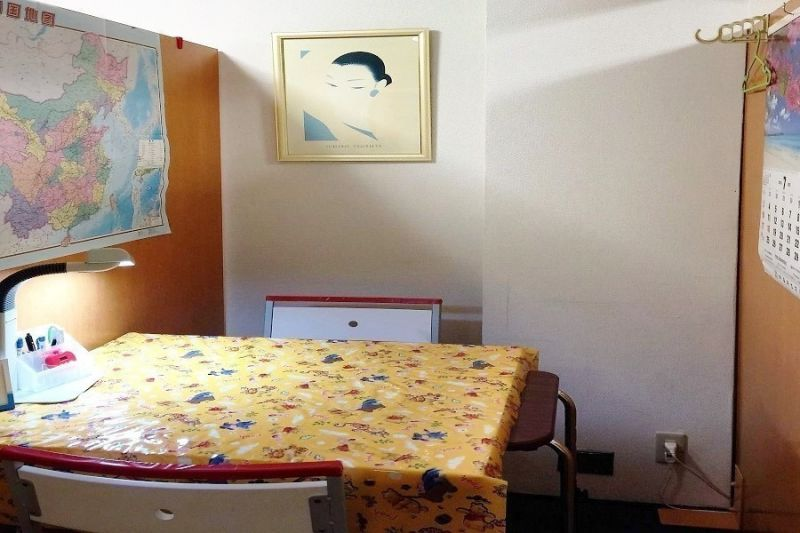 ASCC亜洲超級文化中心  自習専用スペース(C)の室内の写真