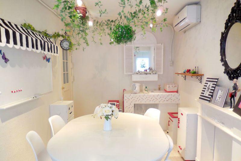 八幡山レンタルスペース「Atelier Mine」 レンタルスペースの室内の写真