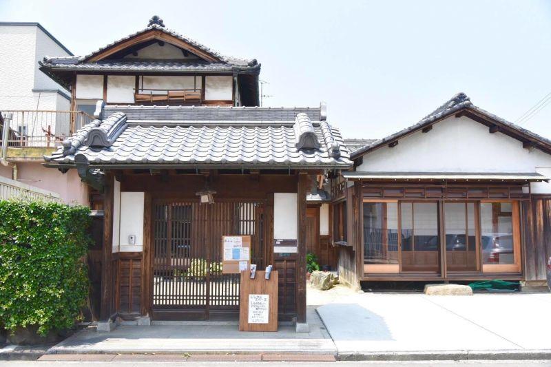 Luana ベース 古民家まるごと1棟の外観の写真