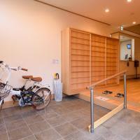 京都月うさぎ 多目的スペースの入口の写真
