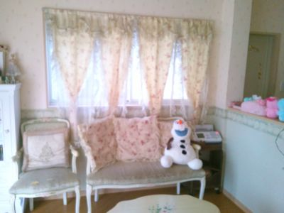 マユミバレエスタジオの室内の写真