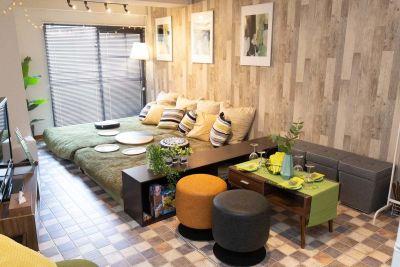 TS00061渋谷 パーティスペース/女子会の室内の写真