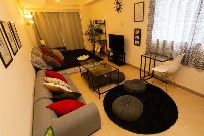 TS00120新宿 パーティスペースの室内の写真