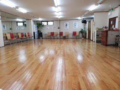 Nao Dance Lounge 元住吉レンタルスタジオの室内の写真
