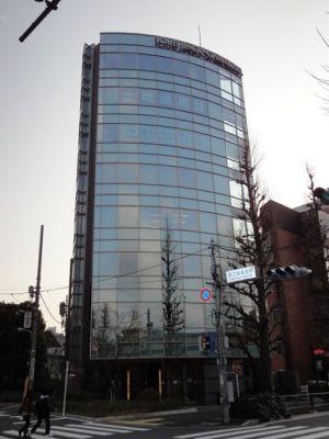 ZEROGYM 千駄ヶ谷 スタジオの外観の写真