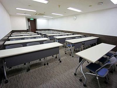 名駅モリシタ名古屋駅東口店 第4会議室の室内の写真