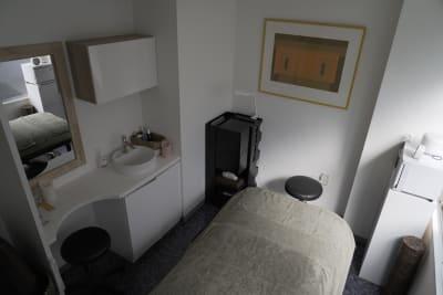 レンタルシェアサロンUZI銀座個室dx - レンタルシェアサロンUZI銀座 個室DX レンタルシェアサロンの室内の写真