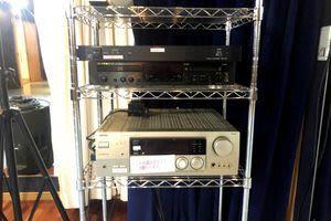 リアクション2BANARE 77㎡♪ピアノ鏡付き防音スタジオの設備の写真