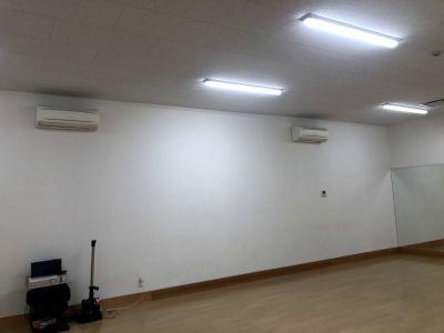 Re:Action2 はなれ ダンススタジオ、レンタルスペースの設備の写真