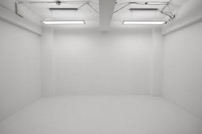 撮影スタジオ@いいオフィス上野 撮影スタジオの室内の写真