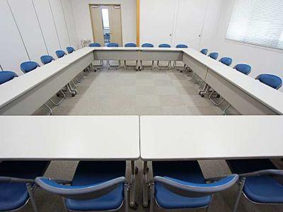 名古屋会議室 法研中部久屋大通店 第3会議室の室内の写真