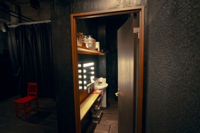 at THEATRE 新宿アットシアターの室内の写真