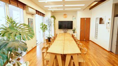 GYOEN NO KUUKAN 撮影スタジオ(商用利用専用)の室内の写真