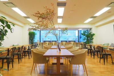 GOODOFFICE有楽町 貸切スペース(ラウンジ)の室内の写真