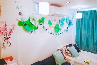 TS00118中野 パーティスペースの室内の写真
