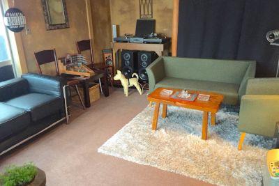 新宿四谷レンタル撮影スタジオ サロンラシーヌの室内の写真