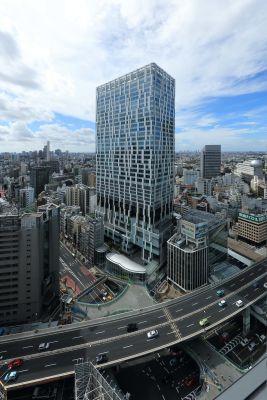 アディダスフットサルパーク渋谷 渋谷ストリーム4階トルクコート内の外観の写真