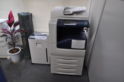 アントレオフィス四ツ谷六番町 貸し会議室(3階 9名用)の設備の写真