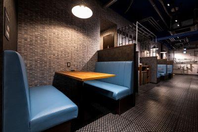 BIZcomfort横浜元町 完全個室:会議室【6名用】の室内の写真