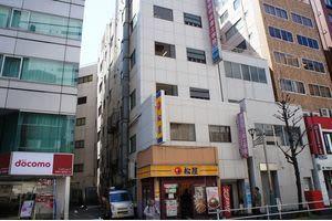 西新宿レンタルジム レンタルジムの外観の写真