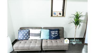 【メルシースペース】 可愛いスペース♡パーティープランの室内の写真