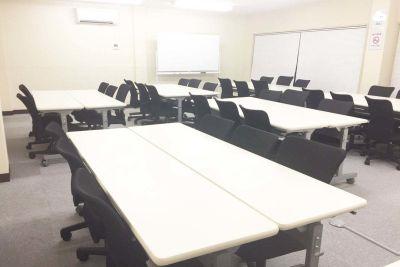 銀座レンタルスペース貸会議室 貸会議室の室内の写真