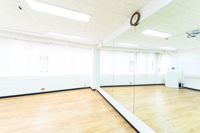 ワン・デイ・オフィス 第2会議室 会議室【着付け教室】の室内の写真