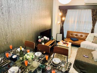 スペースNear_歌舞伎町 &KUROの室内の写真