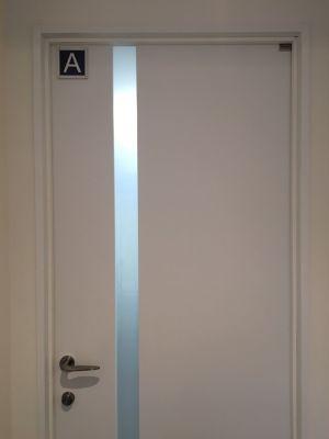 インスタイルスクエア ミーティングルームAの入口の写真